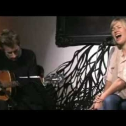 Dido - White Flag (acoustic version on Alice Radio)